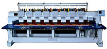 second hand YH-920 computerized flat embroidery machine