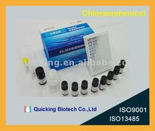 Chloramphenicol ELISA Kit(Chloramphenicol LISA/Direct enzyme-linked immunosorbent assay/ISO9001/ISO1345 certified)
