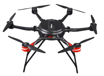 High-end Fashion Water Proof Smart Industrial multi-rotor UAV Drone up 50 minutes flight time