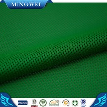 Zhejiang textile wholesale polyester mesh knitted Gymnastics fabric