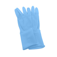 Low protein content latex sterile igloves medical examiner equipment yellow nitrile gloves