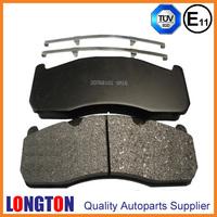 Buy auto parts dubai brake disc volvo truck brake pads 20768101 ...