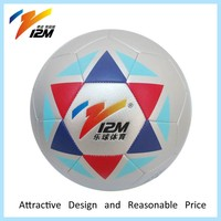 Inflatable PU Size 5 Football Soccer Ball Match Rubber Ball
