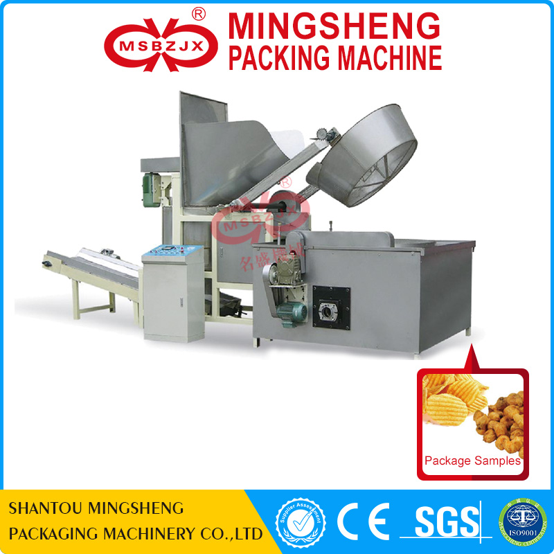 JX047 Oil frying machine onion frying machine