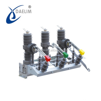 12kv pole mounted outdoor vacuum circuit breaker