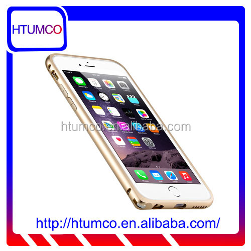 "Premium Aluminum Bumper Case for Apple iPhone 6s Plus (5.5"")"
