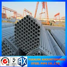 Q235/ASTM A53 first grade pre galvanized steel round pipe!Tianjin galvanized pipes and tubes