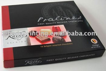 2012paper packaging gift box