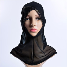 Hot Stylish Fashion Summer Mesh Hijab Caps Muslim Hijab Caps Wholesale