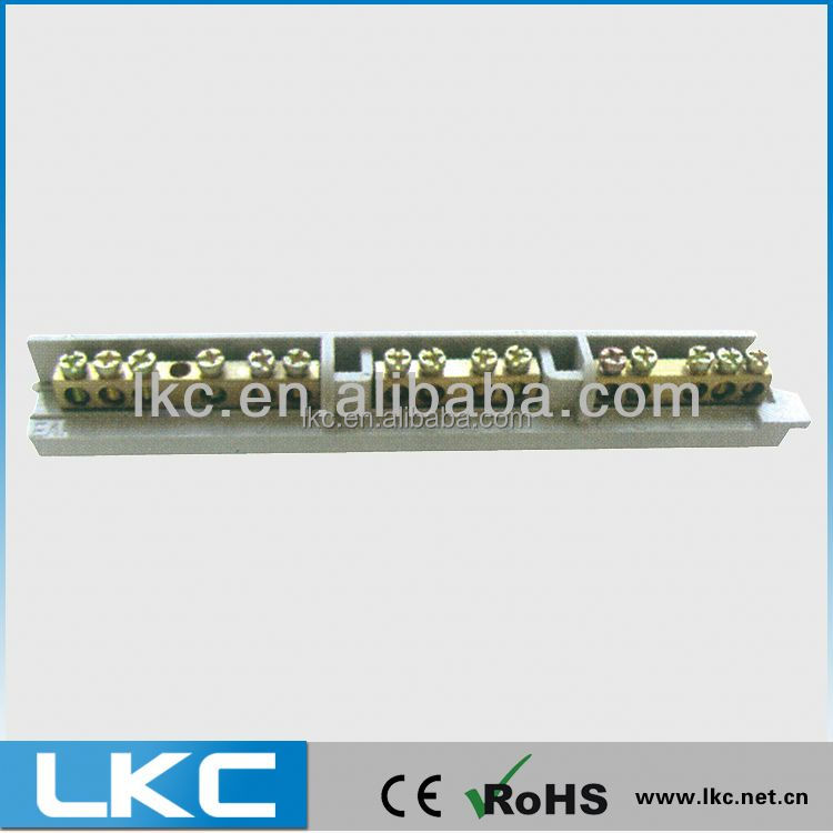 LKC HC-033 ( 6+4+5 ) 2-pole terminal blocks