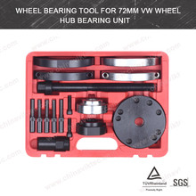 Auto Tool 72mm Wheel Hub Bearing Tool Rear Wheel Bearing Remove Tool For VW (VT01717A)
