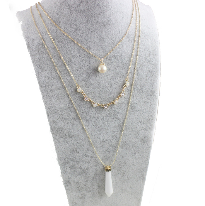 jewelry wholesale jewelry in malaysia women fashion dainty necklace exotic wholesale jewelry