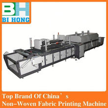 China TOP 10 used manual screen printing machines for pillowcases