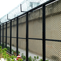 Factory price anti-rust portable safety fence