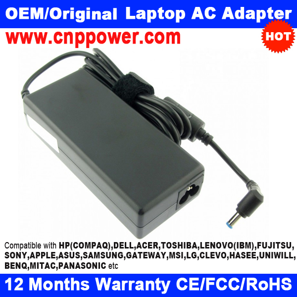 New Genuine for Acer Laptop AC Adapter Charger 90W 19V 4.74A for Acer 5220 5500 5750 6920 7741G 7520 Series