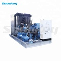 Fishing boat flake ice maker machine 40tons/24hour
