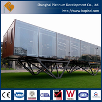 Australia Standard New Design Modular Container Homes Prefab Container Office