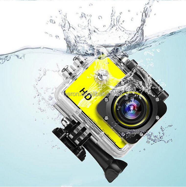 SJ4000 action camera 12MP Waterproof IP68 Sports action cam Full HD 720P Video camera