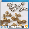 wholesale brass fittings for composite pipe stainless steel butt welded pipe fittings press fitting