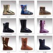Cheap fashion warm fur women winter boots manufacturer for 15 years