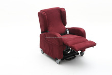 adjustable power lift recliner chair okin motor massage electric sectional rise sofa