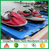 rotational molding plastic pontoon boat lift / floating cube made in China