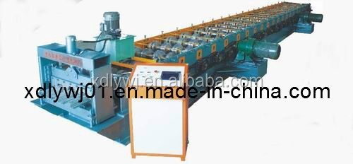 metal sheet cold rolled steel channel machines for floor deck/ zinc roofing forming machine made in china/ machine manufacturers