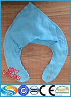 100% Cotton Material and Baby Bibs Product Type cotton baby bandana bibs