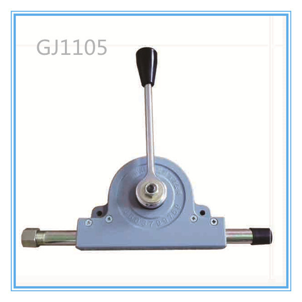 Control Cable Lever : Gj transmitter push pull cable control lever view