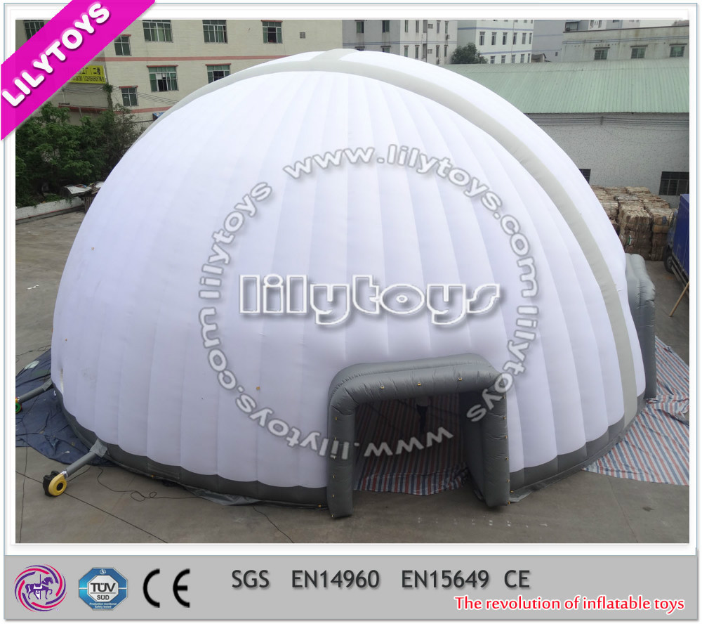 Best quality giant inflatable dome tent with a good price