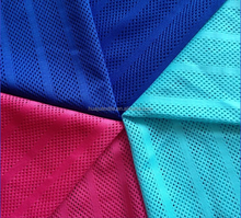 Polyester Padded Knit Hot Sell Mesh Fabric For Outdoor Bag