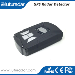 Hot Sale Full Band 360 Degree Detection Voice Alert LED Display Anti Radar Radar Detector OEM Avoid Traffic Ticket