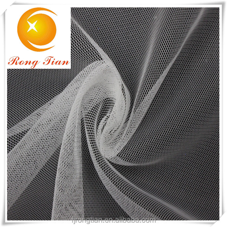 Wholesale 40d nylon tulle netting fabric for tutu dress