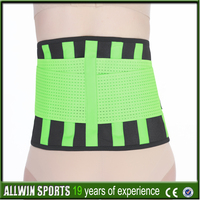 SUPPORT BELT BACK WAIST BRACE LIFT HEAVY WEIGHT CORRECT POSTURE CORRECTOR