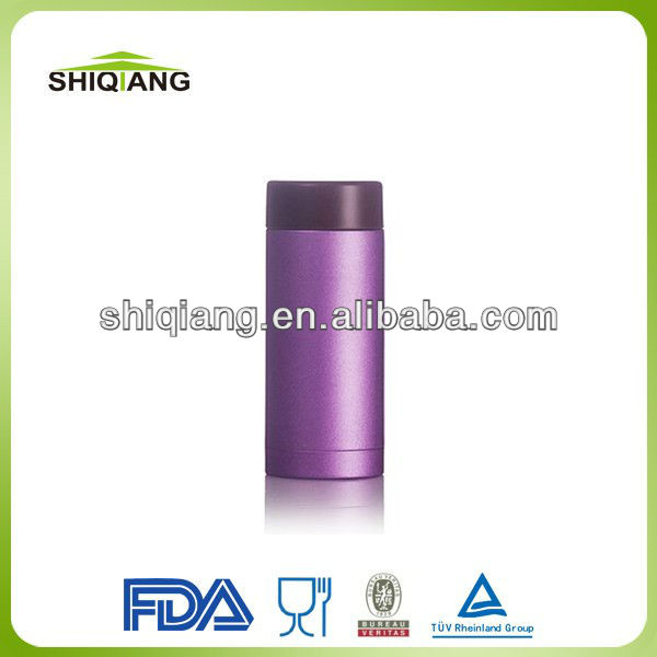 200ml atlasware popular high quality stainless steel vacuum mini lady mug cylindroid insulated thermos travel flask