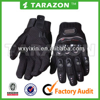 Tarazon brand riding motorcycle top quality gloves for sale