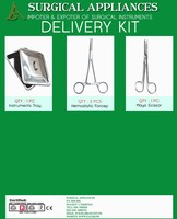 Delivery Kit For Surgical Instruments / Medical Delivery Kit