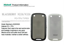 factory price mobile phone case for Blackberry 9220/9320