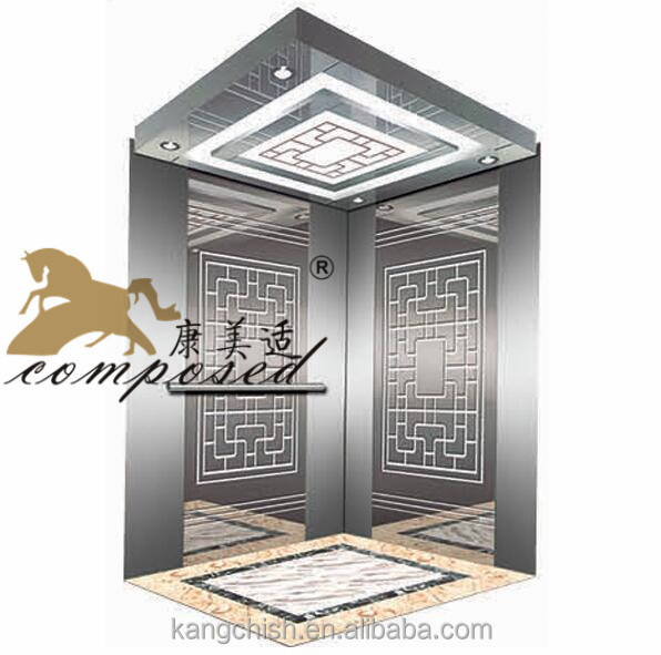 Custom made 16 persons german brand passenger elevator home elevator