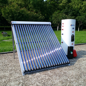 2018 china famous fadi solar water heaters (double boiler 200 liter)