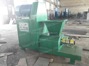 Finger shape coal and charcoal powder briquette machine/coal briquette machine/charcoal machine