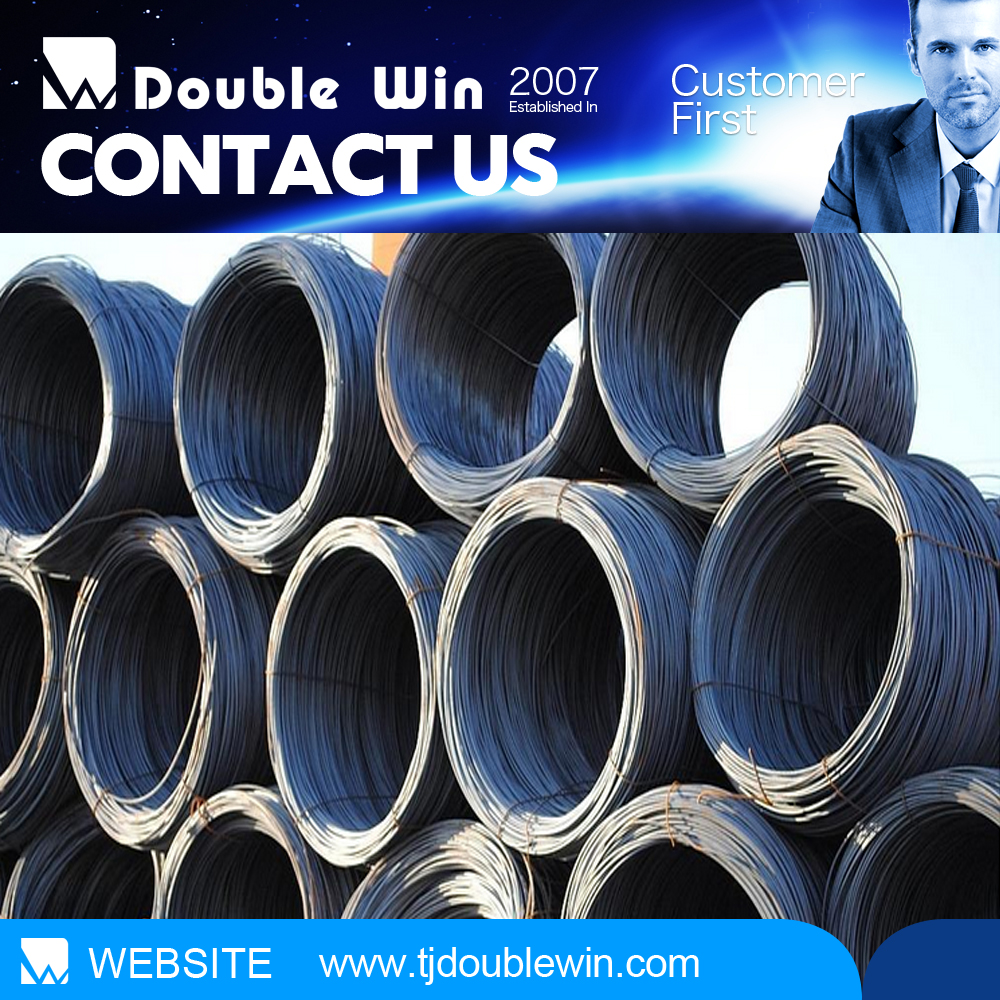High quality steel wire raw material wire rod