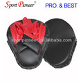 Boxing punching pads Karate focus mitts Leather boxing hand target