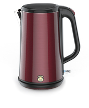1.8l (champagne colorful ) kettle #304 stainless steel electric kettle 1.8L