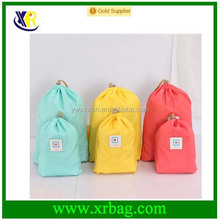promotional hot selling cute cotton drawstring gift bags manufacture