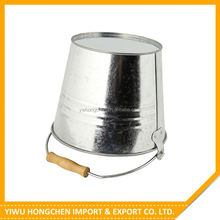 New coming superior quality large metal ice bucket with stand from China