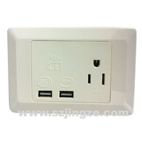 wall sticker outlet wall outlet USA type