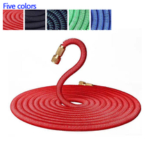 Best seller garden hose as seen on TV collapsible retractable rubber garden hose