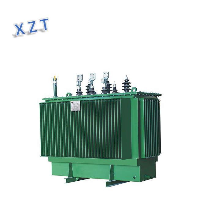 2017 Low price 11kv 500kva 3 phase oil immersed transformer