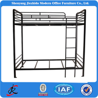 best price military style metal steel furniture bus bunk bed